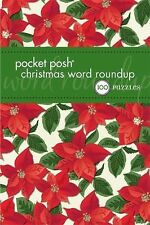 Pocket Posh Christmas Word Roundup Vol. 3 : 100 Puzzles by Puzzle Society Staff