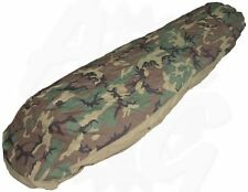US Military Sleeping Bag Bivy Cover Woodland Pattern  EXCELLENT!