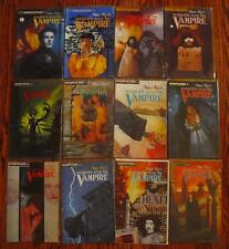 Interview With the Vampire (Innovation) #1-12 Complete Set High Grade Anne Rice