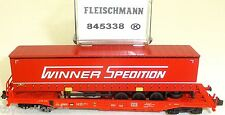 Pocket wagon Sdgkkms Winner Spedition DB AG Fleischmann 845338 NIP HQ5 µ