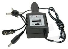 Automotive Adapter 12v DC  with 1.5, 3, 4.5, 6, 7.5, 9, 12VDC Outputs ( 98E022 )