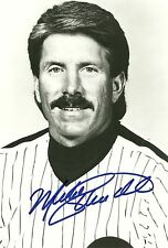Mike Schmidt GAI Authenticated Autographed Photo with Cert Phillies