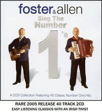 Foster & Allen Very Best Greatest No1 Hits Collection 2CD Easy Listening Irish
