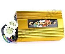 Racing CDI for GY6 50cc, 125cc, DC Fired, No Rev Limit Tuning ECU