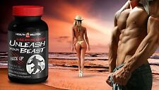 Pasak Bumi - Unleash Your Beast - Tongkat Ali - L Arginine - 1 Bot 60 Ct