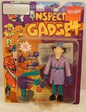 "Inspector Gadget ""Go Go Gadget Arms"" With Interchangable Accessories Tiger (MOC)"