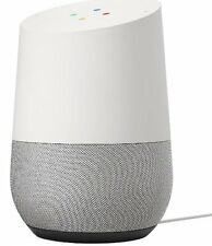 Google Home - White/Slate Fabric ✔✔ BRAND NEW  ✔✔ 1 Yr US Warranty ✔✔ SHIPS Free