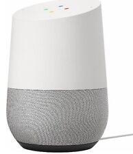 Google Home - White/Slate Fabric ✔✔ BRAND NEW MODEL ✔✔ FREE SHIPPING