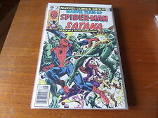Marvel Team up 81 featuring spiderman and Satana Vol 1