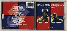 Cd THE BEST OF THE ROLLING STONES Jump back 71-93 – PERFETTO 1993