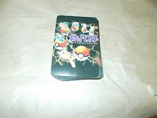Vintage Pokemon playing cards in Plastic box 52 card deck