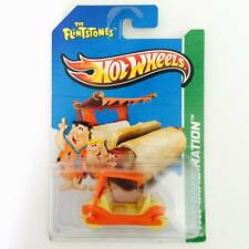 Hotwheels The Flintstones  Flint Mobile - Hot Pick