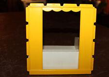Playmobil pièce détachée cirque Romani mur jaune 3720 ref ee