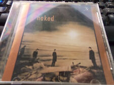 N A K E D-by NAKED-1997 Alternative/Indie Rock Promo Album CD, Red Ant Entertain