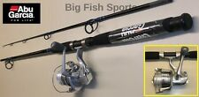 ABU GARCIA 9' CARDINAL BRUISER Fishing Combo Spinning Rod and Reel NEW #BRSB92/5