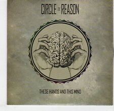 (EL281) Circle of Reason, These Hands and This Mind - 2013 CD