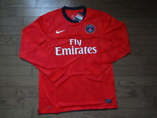 PSG Paris Saint Germain 100% Authentic Player Issue Jersey L 2010/11 Away BNWT