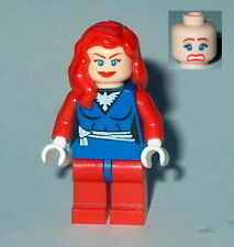 SUPER HERO #11C Lego Phoenix Patriotic DC NEW Custom Jean Grey X-Men