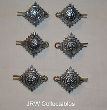 "British:""DIVISIONAL SUPERINTENDENT RANK BADGES"" (23mm Chromed Pips)"