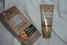 Jergens Glow Face Daily Moisturizer Sunscreen SPF 20, Fair to Med, 2 Ounce 2 oz.