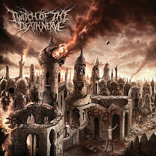 "TWITCH OF THE DEATH NERVE ""A New Code of Morality"" death metal CD"