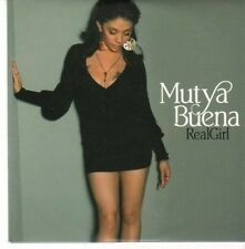 (CE224) Mutya Buena, Real Girl - 2007 DJ CD