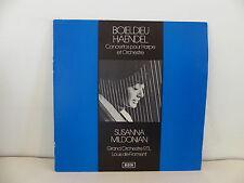 BOIELDIEU HAENDEL Concertos pour harpe et orch MILDONIAN dir DE FROMENT Decca
