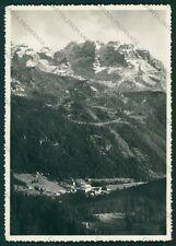 Trento Madonna di Campiglio Cima Brenta Foto FG cartolina VK2950