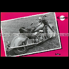 #CP87 INDIAN CHIEF - Classic Bike Carte Postale Moto Motorcycle Postcard
