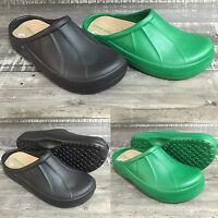 Clogs Gartenclogs Damen Badeschuhe Gartenschuhe Sandalen Schuhe 36-41