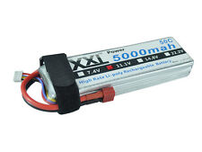 XXL 11.1V 5000mAh 3S1P 50C RC LiPo Battery For RC Plane Traxxas Car Helicopter