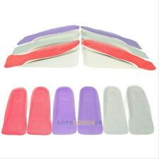 New 3CM Up Increase Height Half Shoes Insole Heel Lift Pad For Unisex Men Women
