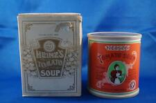 Vintage Heinz Tomato Soup Can Transistor AM Novelty Radio