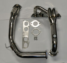 Toyota MR2 91-94 2.2L DOHC NT Race Header w/ Downpipe Non Turbo w. Gaskets Bolts