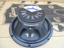 "EMINENCE 75 W Speaker  - 10 "" - made in USA"