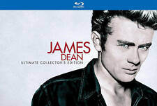 James Dean: Ultimate Collector's Edition (Blu-ray/DVD, 2013, 7-Disc Set)