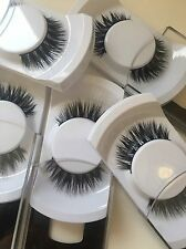 100% Mink Eyelashes Lilly Lashes Huda Beauty Kylie Jenner Red Cherry One Pair