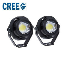 6000K 10W CREE U2 LED WORK LIGHT BAR FLOOD DRIVING OFFROAD FOG LAMP SUV 4X4WD