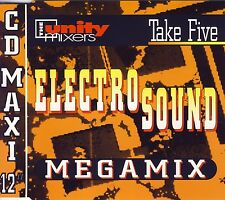 THE UNITY MIXERS - Electro Sound megamix take five 3TR CDM 1993 TECHNO / HOUSE