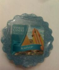 YANKEE CANDLE TART RARE AND AWESOME SURFS UP  HOME CLASSICS