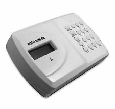 Speech Dialer for Intruder and Burglar Alarms