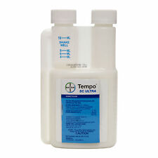 Tempo Ultra SC 240 mL (8.12 oz) Bed Bugs Spray Bed Bugs Killer NOT FOR: NEW YORK