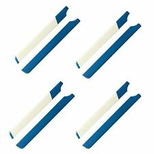 New 8Pcs 325mm Glass Fiber Main Rotor Blade for Trex align 450 rc Helicopter B