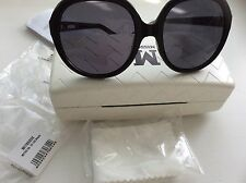 MISSONI Sunglasses Black Oversized BNWT Case & Cleaning Cloth MI78503S