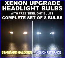Xenon Upgrade bulb Kit VW Golf mk4 inc gti / tdi H7H1H3