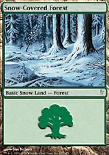 *MRM* FR Forêt enneigée (Snow-Covered Forest) MTG Coldsnap