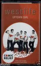 WESTLIFE - UPTOWN GIRL 2001 UK CASSINGLE