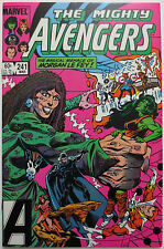 The Avengers #241 (Mar 1984, Marvel) She-Hulk Vision Scarlet Witch Wasp (C2784)