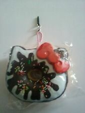 Limited Edition Rare Sanrio Jumbo Hello Kitty Chocolate Sundae donut  Squishy