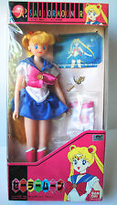 Sailor Moon R Doll Bandai Japan 1994 MIB